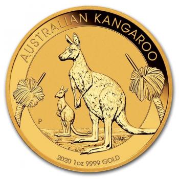 Kangaroo  - 1 once d'Or pur 24 carats - Année 2020